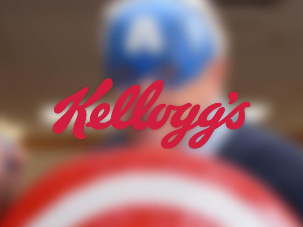 Kelloggs & Marvel